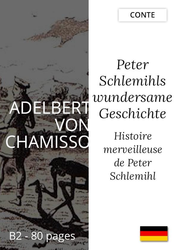 Yesbook-conte allemand Adelbert Von Chamisso