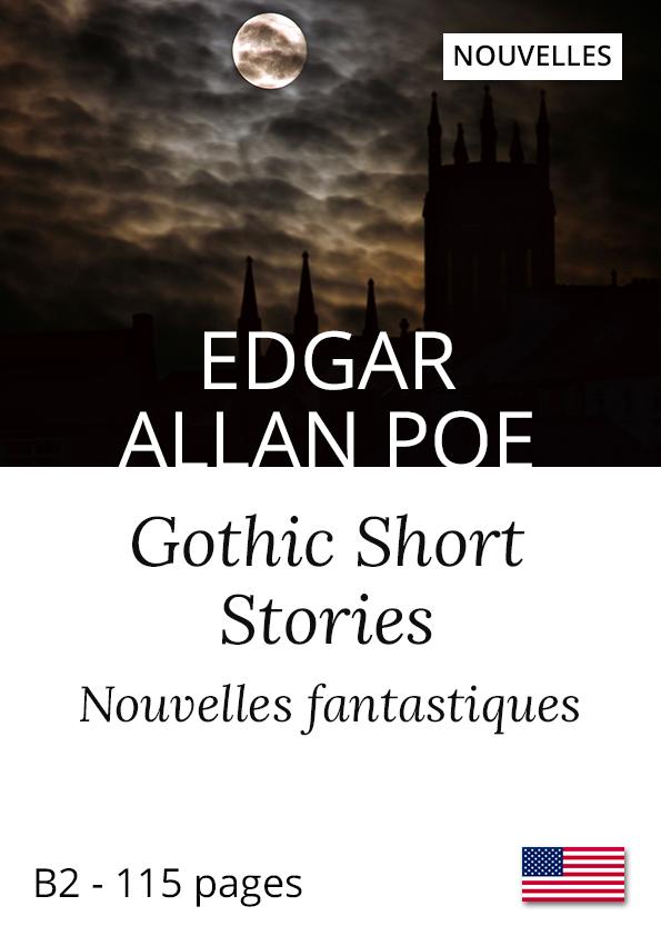 Edgar Allan Poe - Nouvelles anglaise-Nouvelles fantastiques