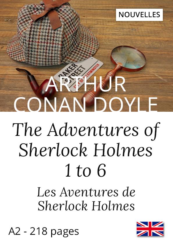 Nouvelle Sherlock Holmes
