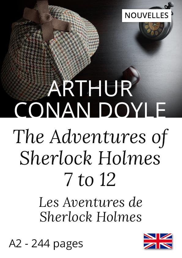 Sherlock Holmes Arthur Conan Doyle nouvelles anglais