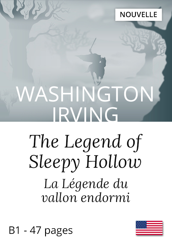 Sleepy Hollow Washington Irving nouvelle anglais facile yesbook