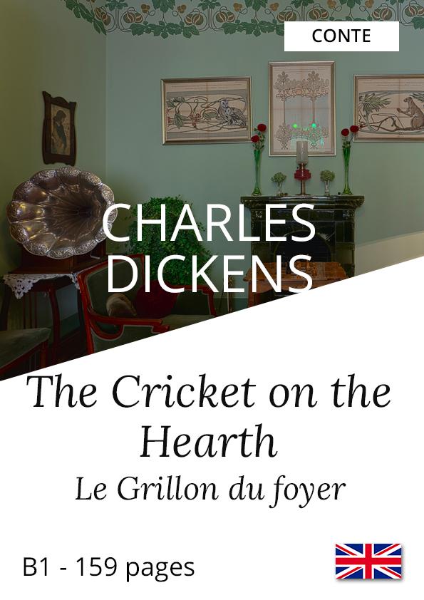 Livre anglais Charles Dickens