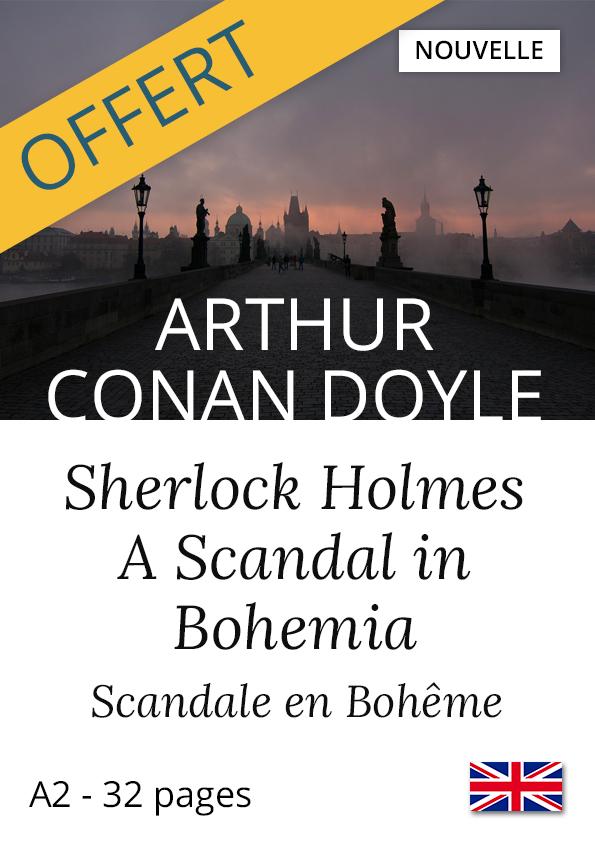 gratuit Sherlock Holmes nouvelle anglais