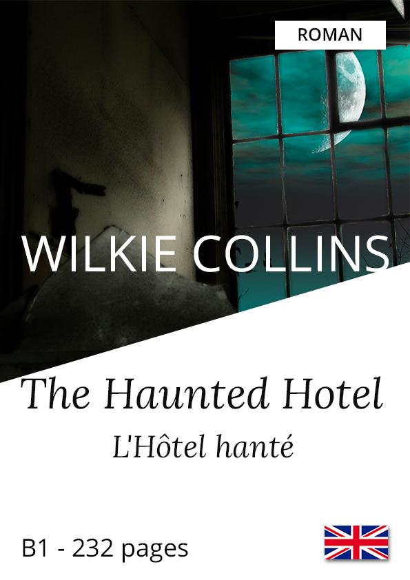 Livre bilingue anglais Yesbook L'Hôtel hanté Wilkie Collins