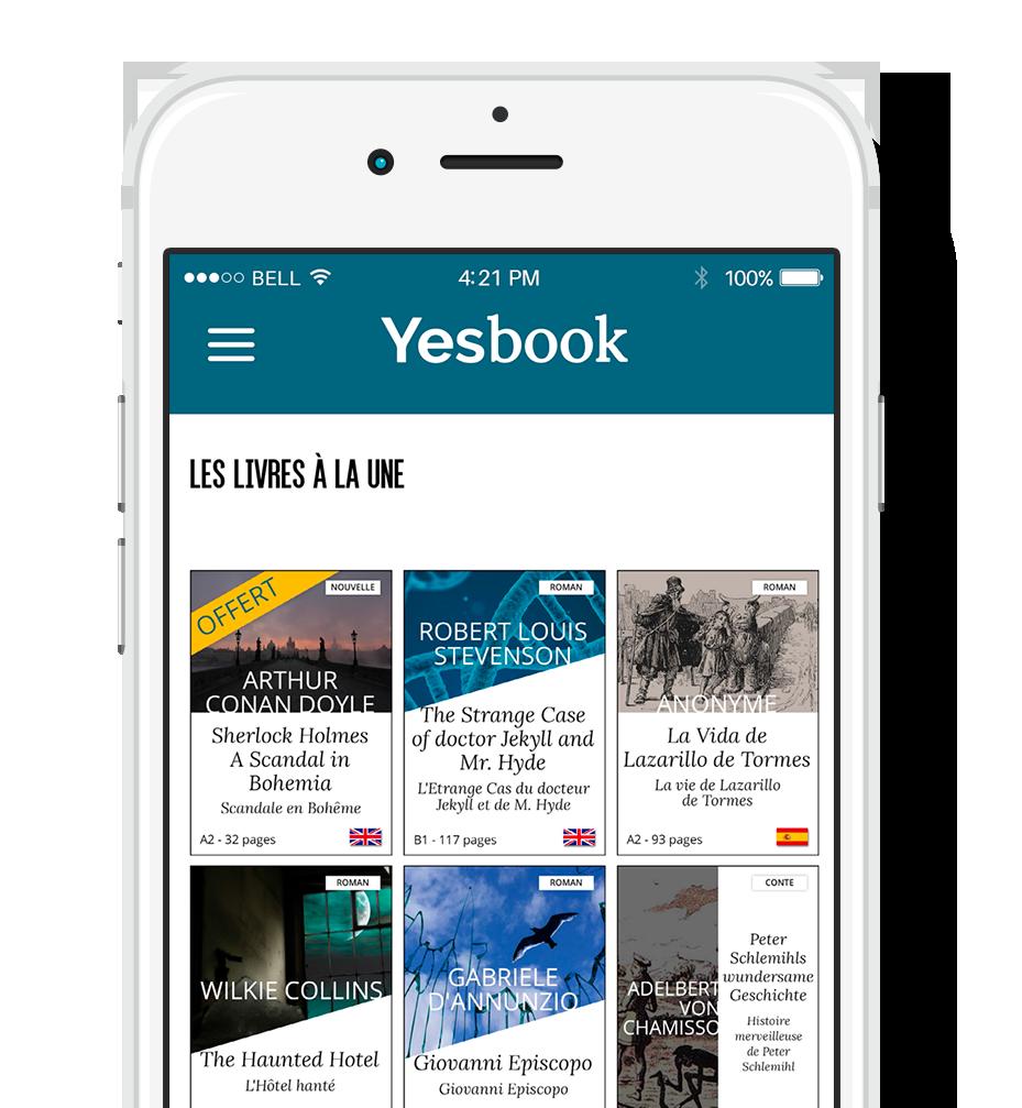 Application-lire-facilement-livre-bilingue yesbook
